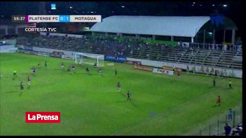 Platense 2 - 3 Motagua (Liga Nacional)