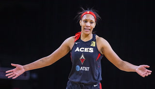 Aces beat Chicago, clinch playoff berth (WNBA)