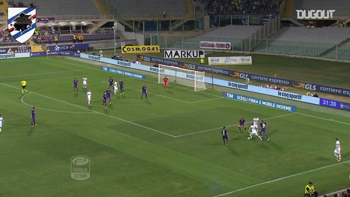 Throwback: Sampdoria Win In Florence