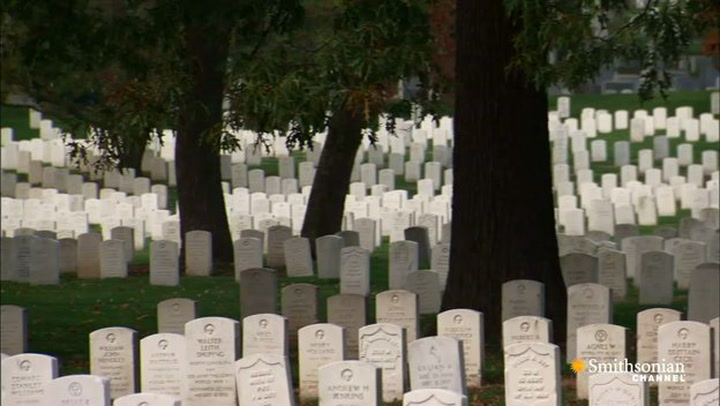 America's Largest Military Cemetery