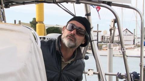 La odisea de un argentino que desafió a la pandemia y cruzó el Atlántico en solitario