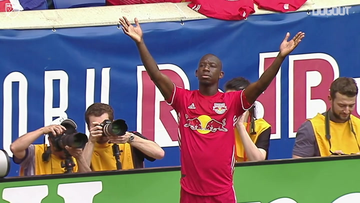 Best Forwards: Bradley Wright-Phillips