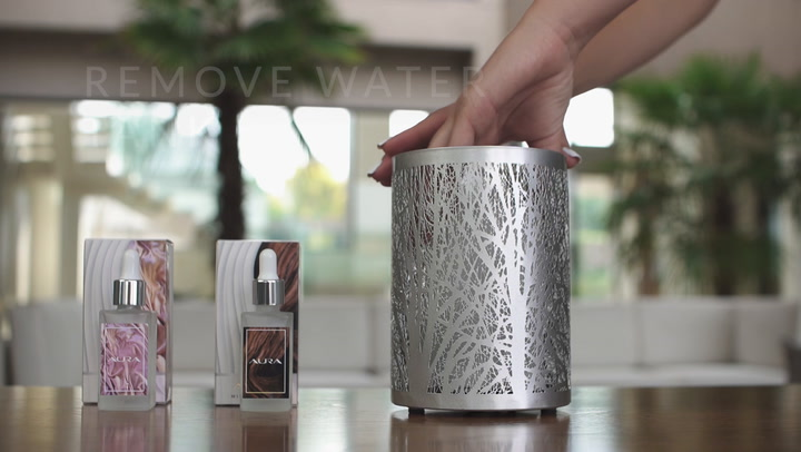Preview image of Aura - Reflection Ultrasonic Diffuser video