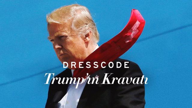 Dress Code - Trump'ın Kravatı