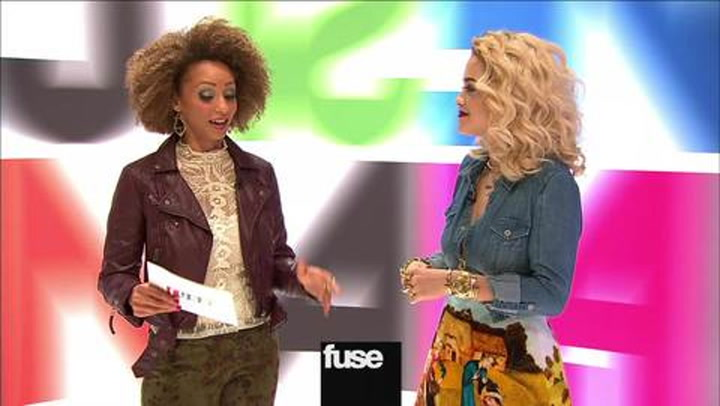 Shows: Top 20: Rita Ora Spills Her Love For No Doubt New 102312