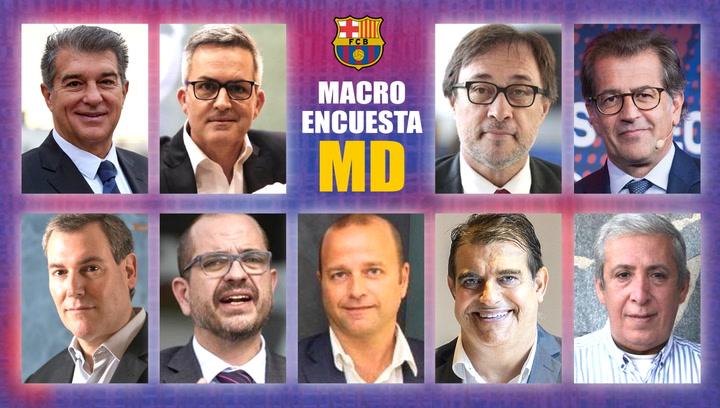 ¿Quién es el máximo favorito para ganar las elecciones del Barça?