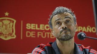 Luis Rubiales anuncia el adios de Luis Enrique a la Seleccion de España