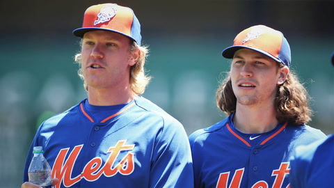 Will Noah Syndergaard be a Met in 2022 and can Jacob deGrom return to top form?