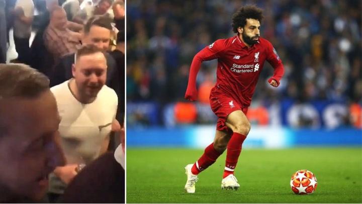 Fans del Chelsea dedican una canción racista a Salah