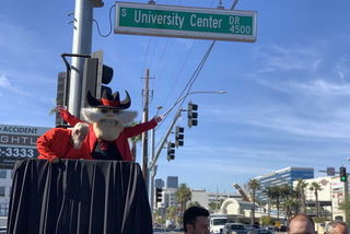 University Center Drive unveiling – VIDEO