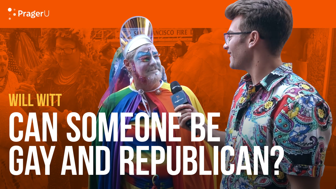 Can Someone Be Gay and Republican?