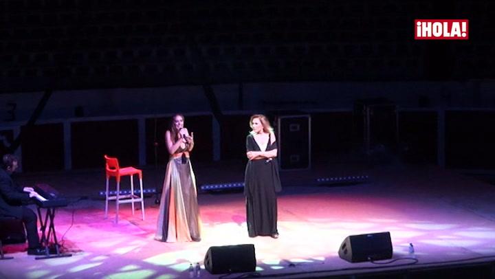 Rosa Benito y Rosario Mohedano, complicidad madre e hija sobre el escenario