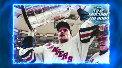 Rangers legend Mark Messier recalls his '94 playoff guarantee on SNY in 2006