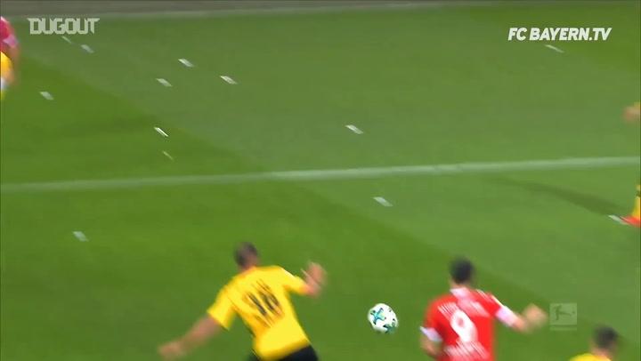 Bayern's classic strikes at Signal Iduna Park