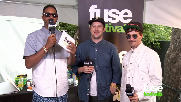 Interviews: Lollapalooza 2014: Portugal. The Man