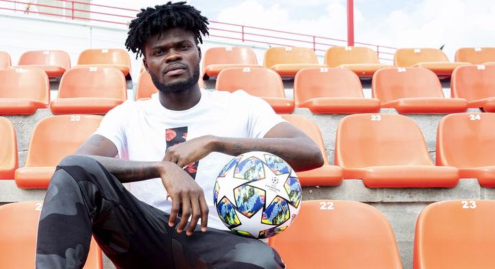 Entrevista MD a Thomas Partey, futbolista del Atlético