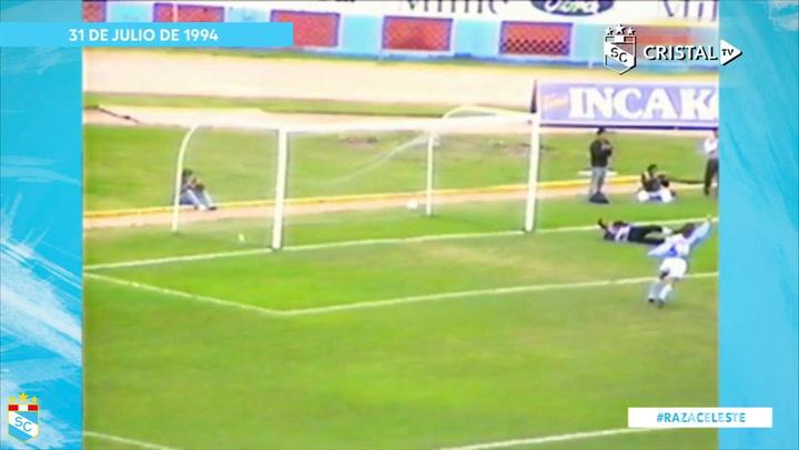 El histórico triunfo de Sporting Cristal por 1-11 ante Defensor Lima