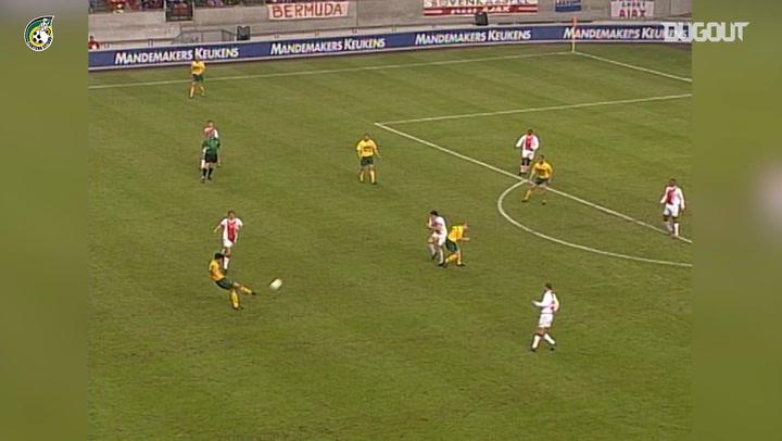 Fortuna Sittard win 3-1 at Ajax