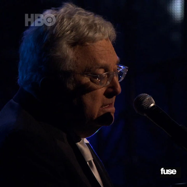 Don Henley Inducts Randy Newman Into The Rock and Roll Hall of Fame