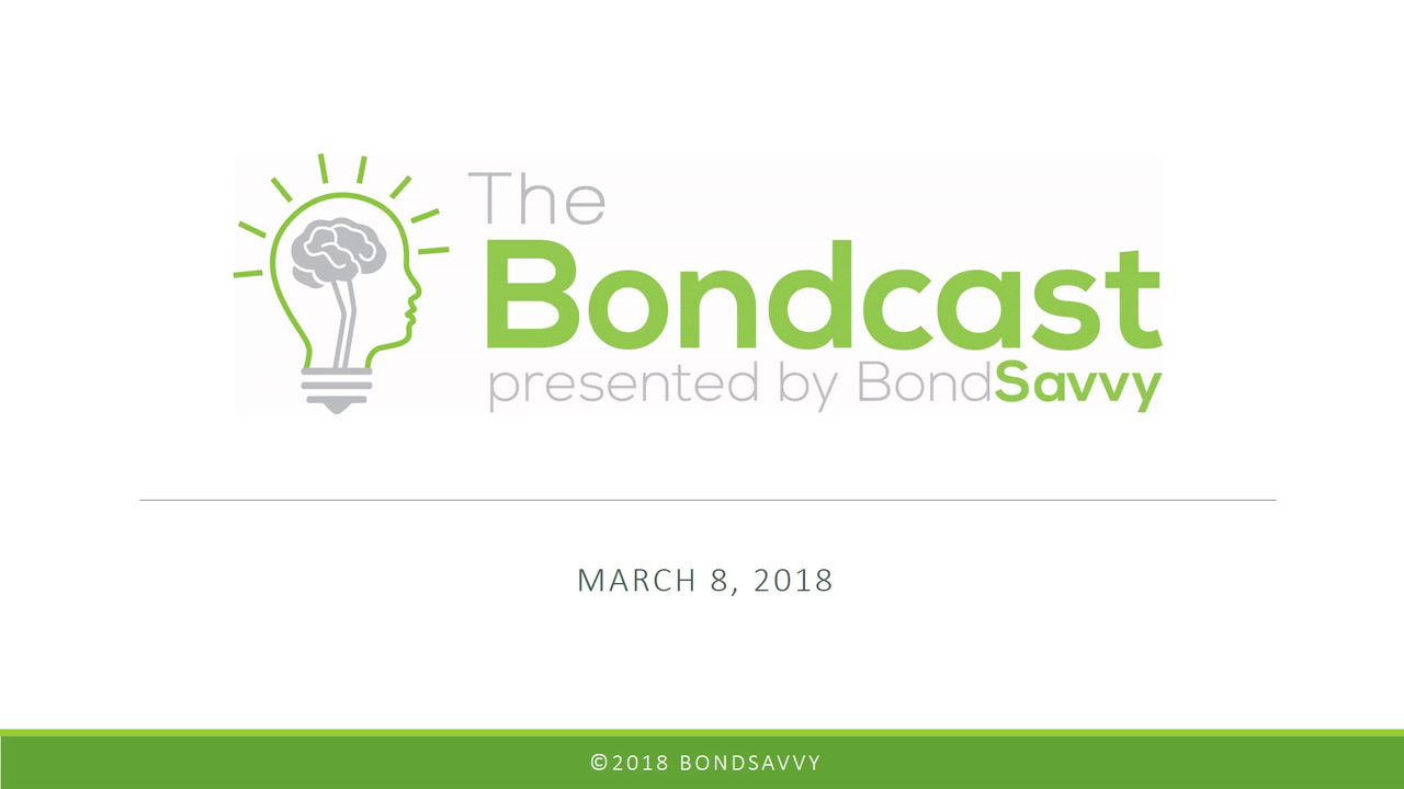 Sample Edition of The Bondcast - Our Corporate Bond Investing Webinar