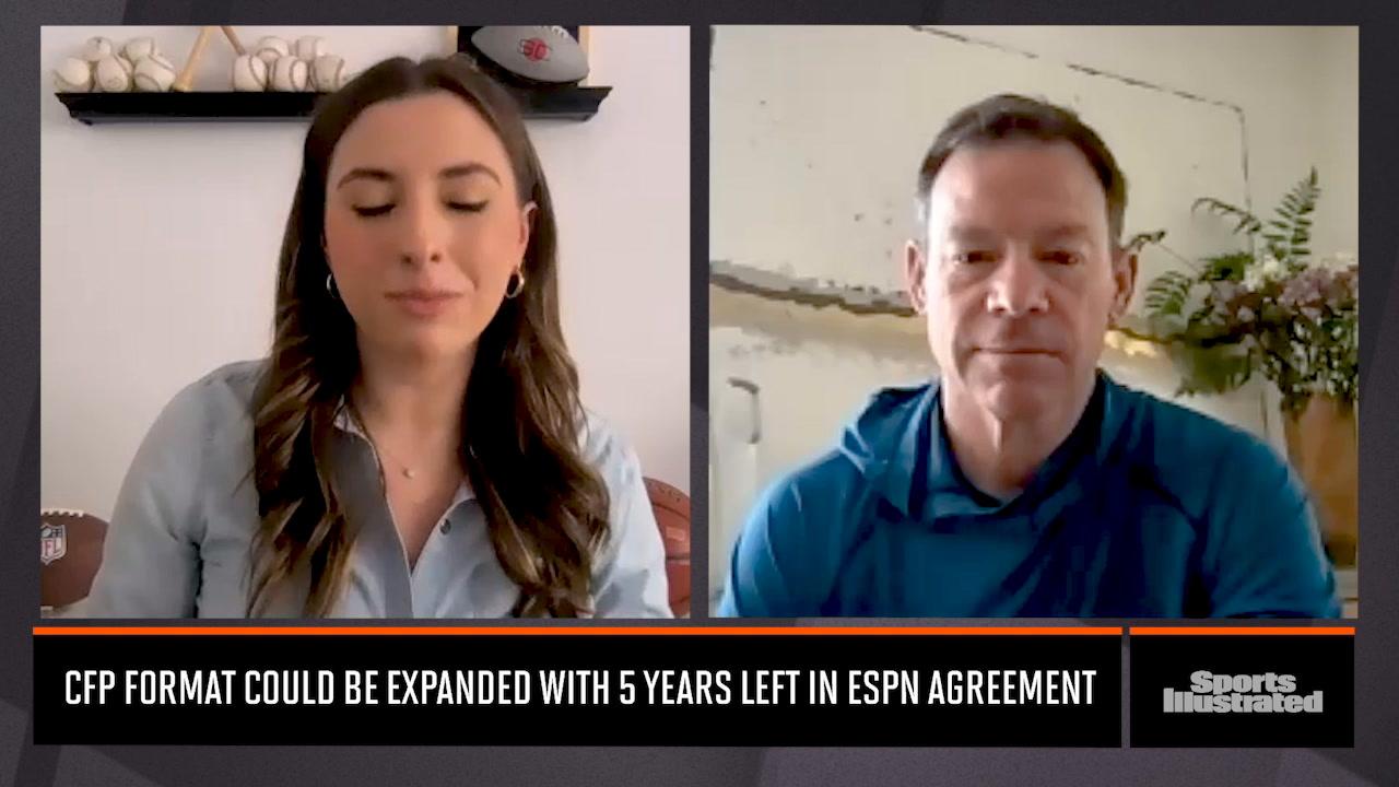 Jim Mora Jr. Talks CFP Expansion
