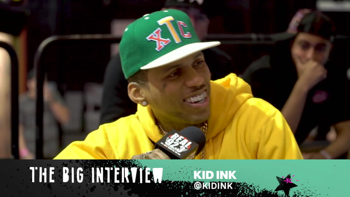 Kid Ink On Longevity & Staying Inspired