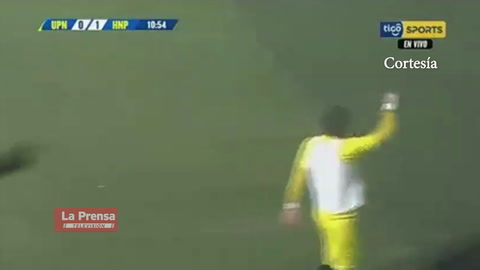 UPN 0-1 Honduras Progreso (Liga Nacional)