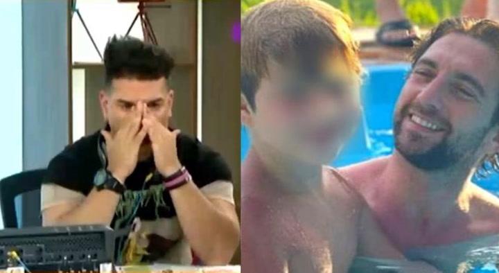 """Tomate Barraza llora al hablar de Antonio Pavón y su hijo: """"Lo he visto proteger y defender a ese angelito"""""""