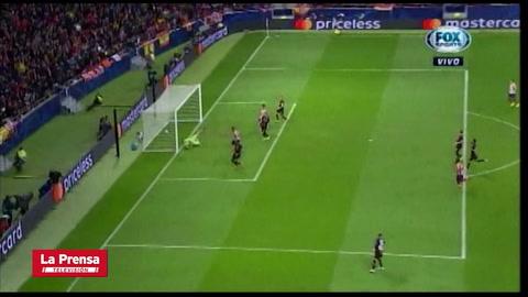 Video: Atlético de Madrid 1-0 Leverkusen (Champions League)