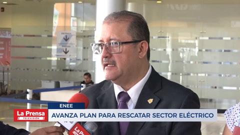 Avanza plan para rescatar sector eléctrico