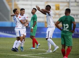 Olimpia derrota a Marathón en el Nacional con gol de José Mario Pinto