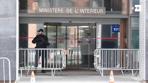Sarkozy declara bajo custodia, acusado de financiación ilícita