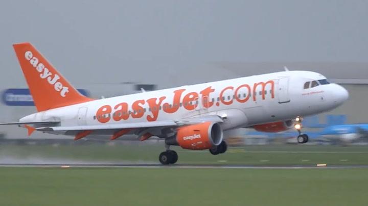 Det ble ingen enkel landing for EasyJet