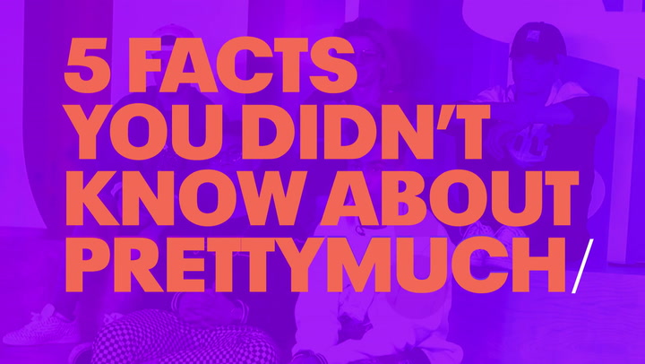 5 Facts - PRETTYMUCH - Fuse First