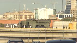 Venezuela hace ejercicios militares y EEUU condena detención de tío de Guaidó