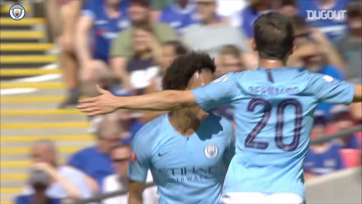 The Moment: Agüero reaches 200 City Goals vs Chelsea