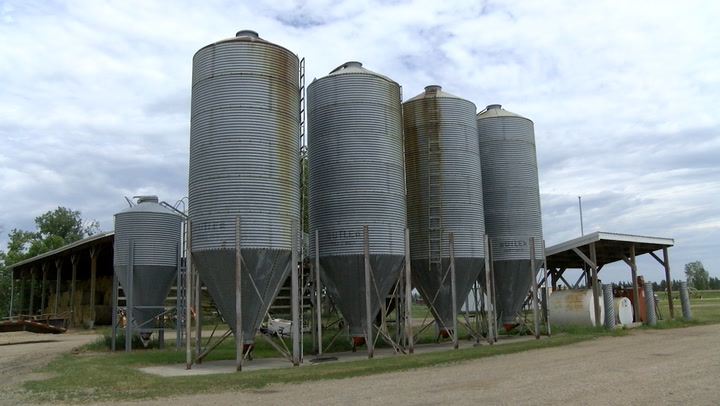 Megan Schossow of the Upper Midwest Ag Safety & Health Control talks about the rise in grain bin accidents.