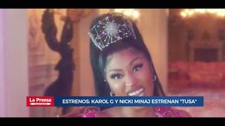 Estrenos: Karol G y Nicki Minaj estrenan