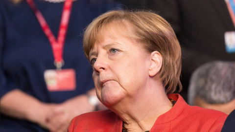 German Chancellor's  Immigration Problem