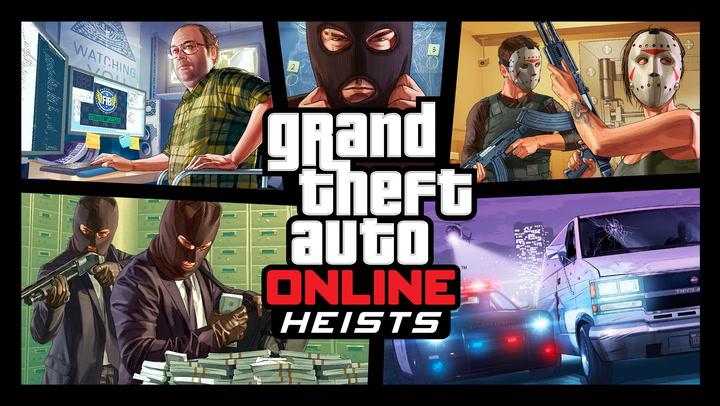 Grand Theft Auto Online: Heists Trailer