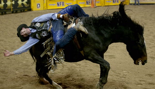 NFR Highlights: Day 2 (CBS Sports Network / PRCA)