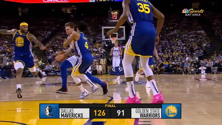 Resumen de la jornada de la NBA del 24/03/2019