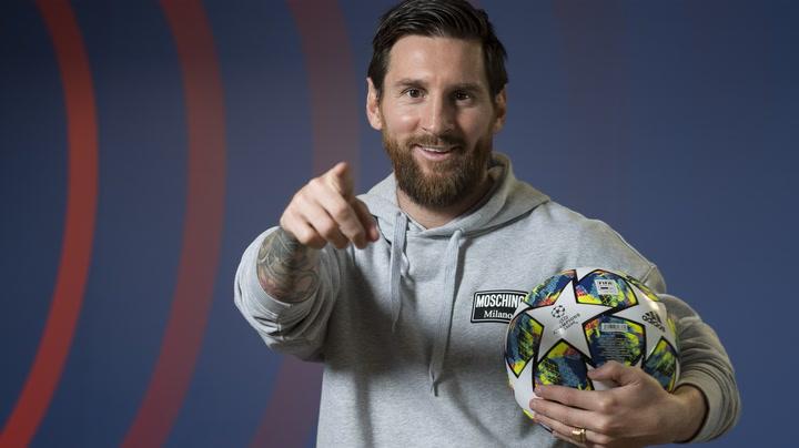 Messi analiza la actualidad del Barça y desvela sus deseos para la Champions