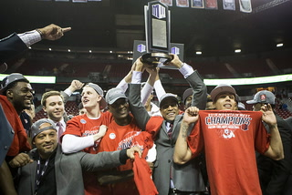 Fresno State defeats San Diego State, advances to NCAA tournament