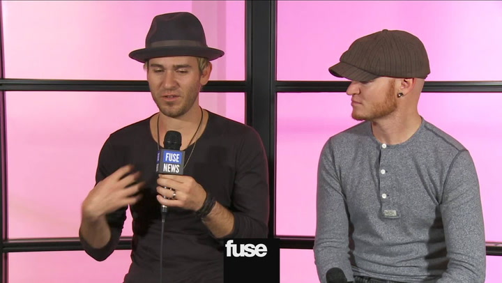Interviews: Lifehouse Explain Natasha Bedingfield, Peter Frampton Collabos