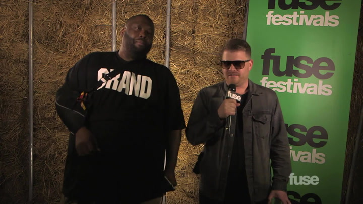 "Bonnaroo 2015: Run the Jewels - ""We Made It!"""