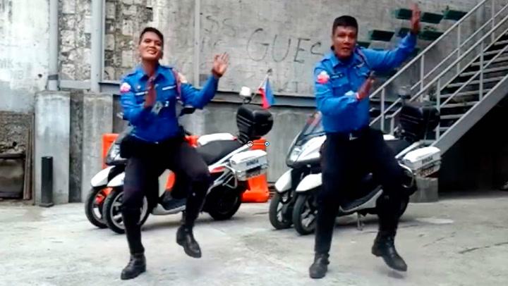 Politiets rumperisting skal minne folk på farlig risting