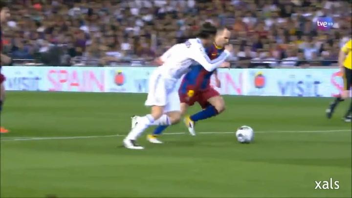 Así fue la final de Copa del Rey de 2011 entre FC Barcelona y Real Madrid (0-1)