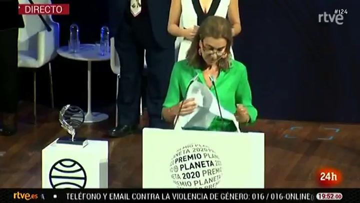 Sandra Barneda, nuevo Premio Planeta