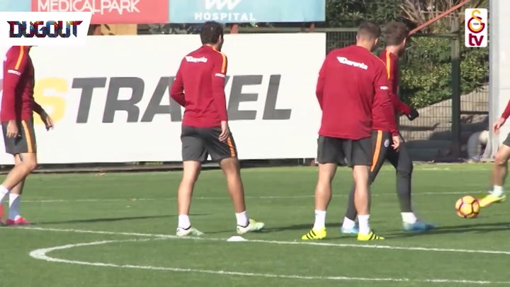 Galatasaray: Rondos, Drills And Training Skills